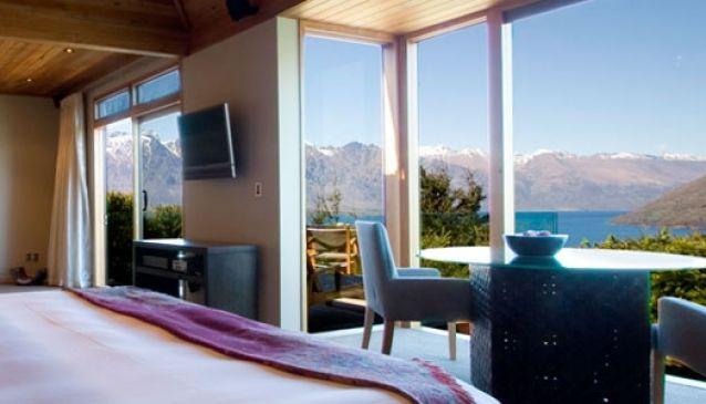 Azur Luxury Lodge Queenstown