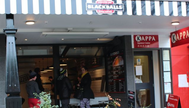 Blackballs Queenstown