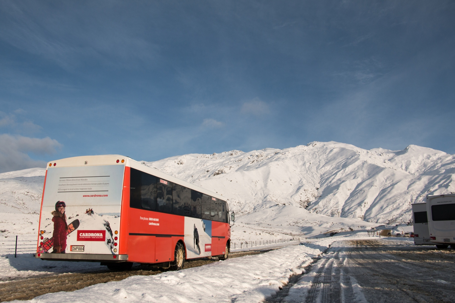 Cardrona Resort Ski Transport