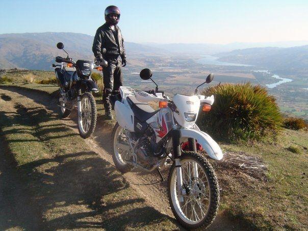 Motorcycle Hire Queenstown