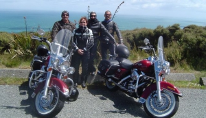 Central Otago Motorcycle Tours