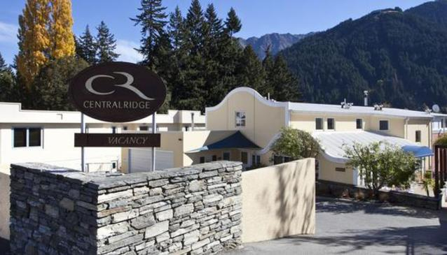 Central ridge boutique hotel queenstown in queenstown my for Best boutique hotel operators