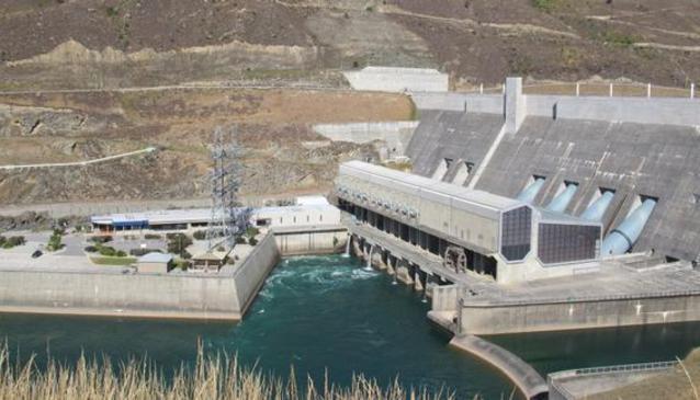 Clyde Dam