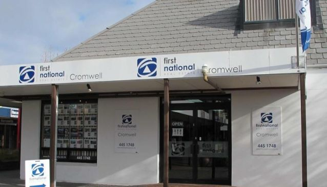 Cromwell First National Real Estate