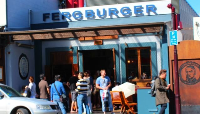 Best Burgers In Queenstown