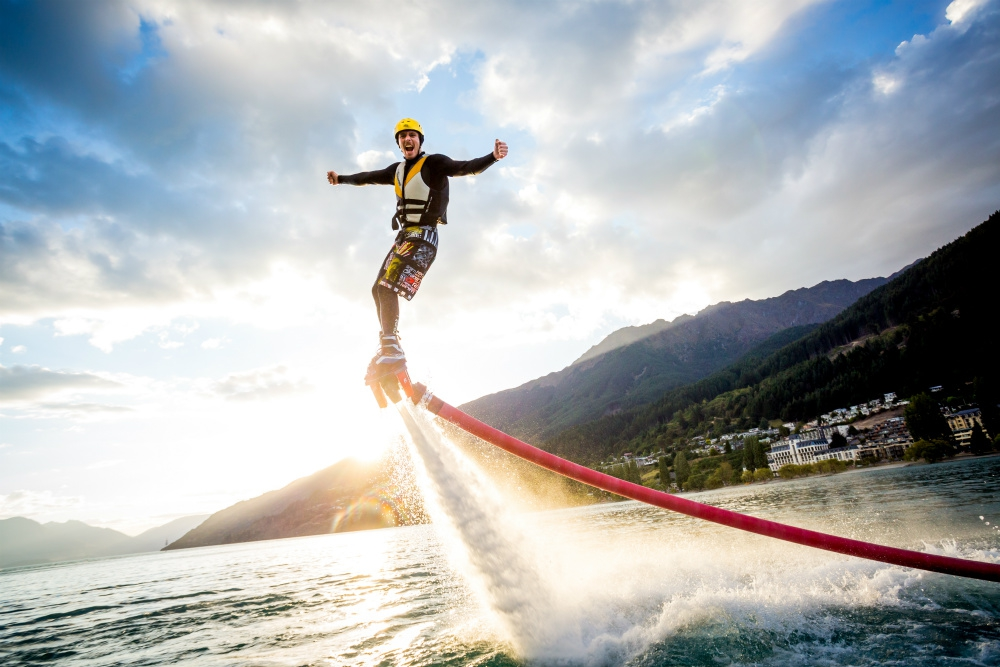Flyboard Queenstown