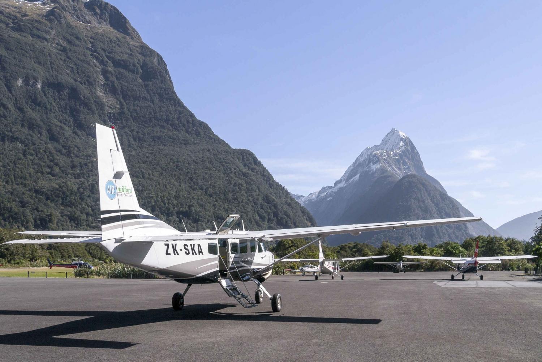 Milford Sound Coach, Cruise & Scenic Flight