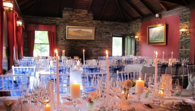 Gantleys Restaurant Weddings and Functions