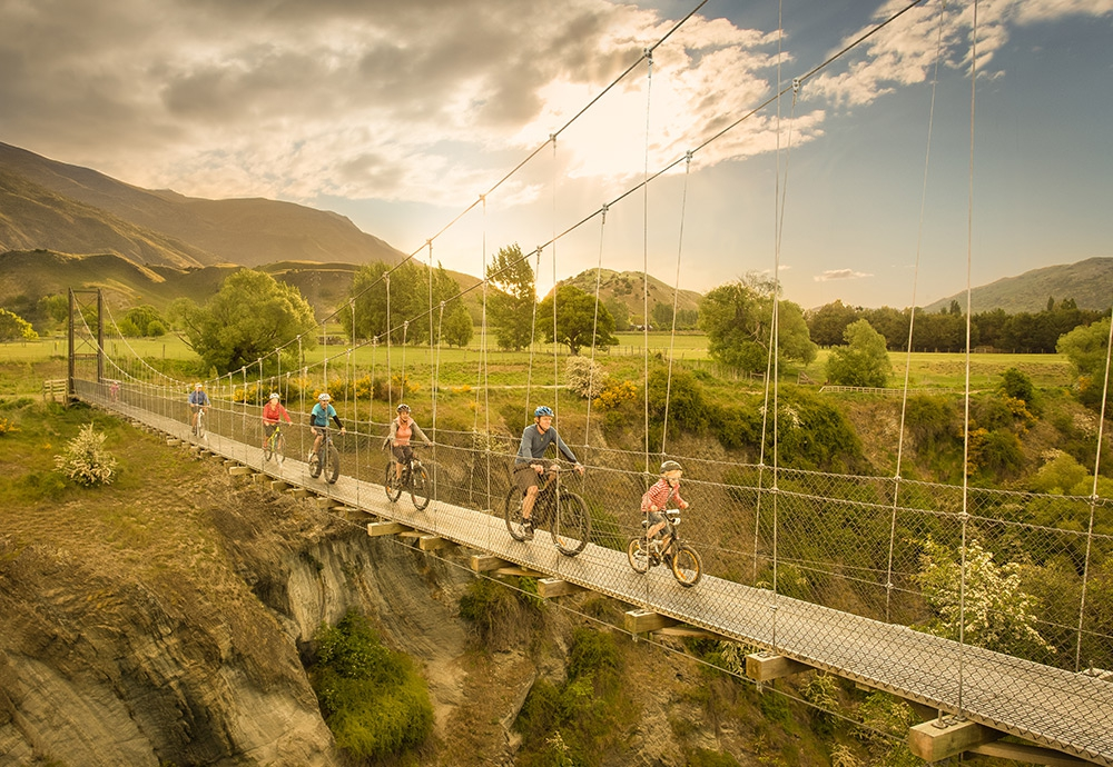 Gibbston Valley Cycling