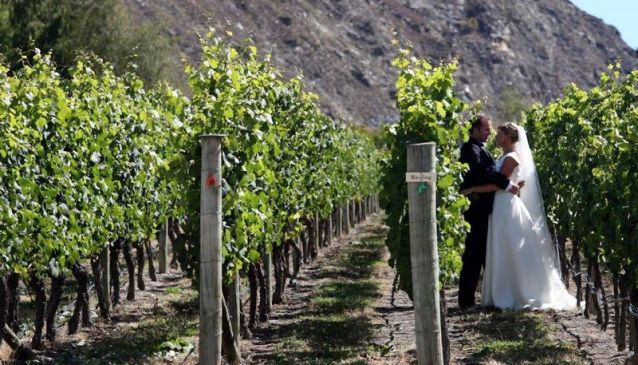 Gibbston Valley Winery Weddings and Functions