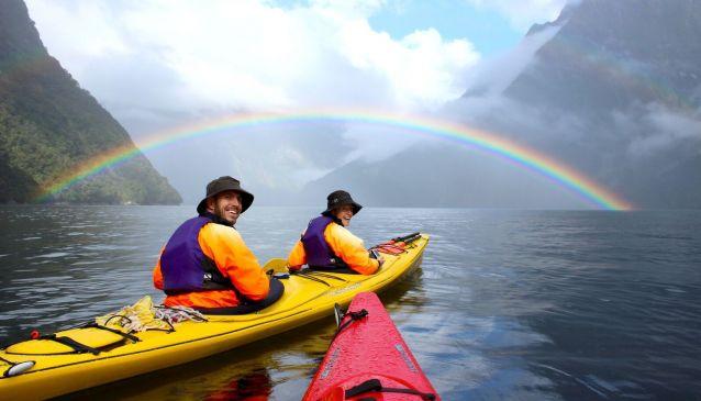 Go Orange Kayaks