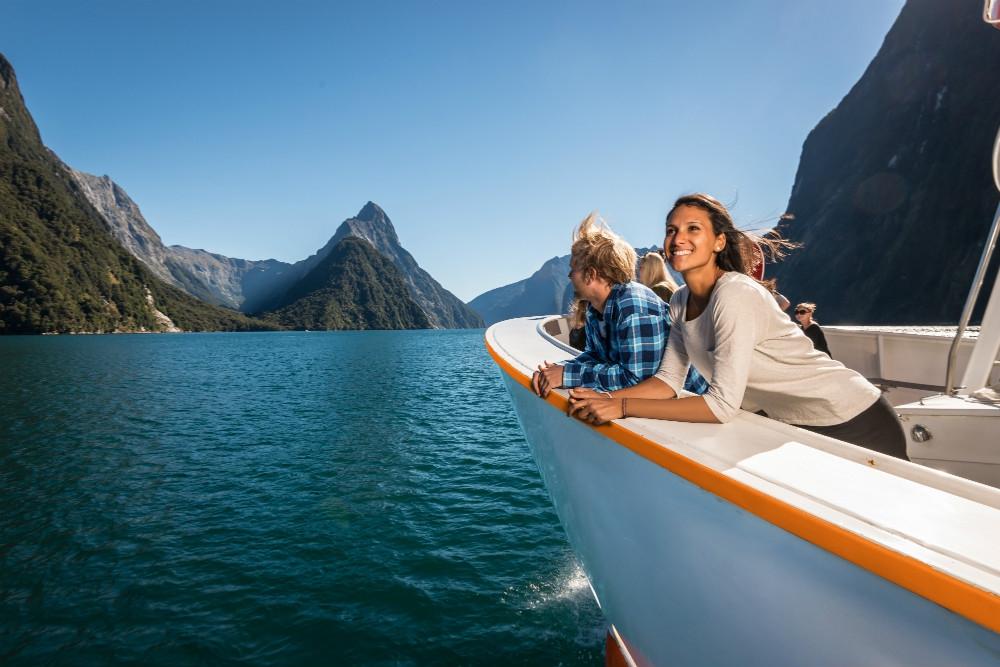 Go Orange Milford Sound Cruise