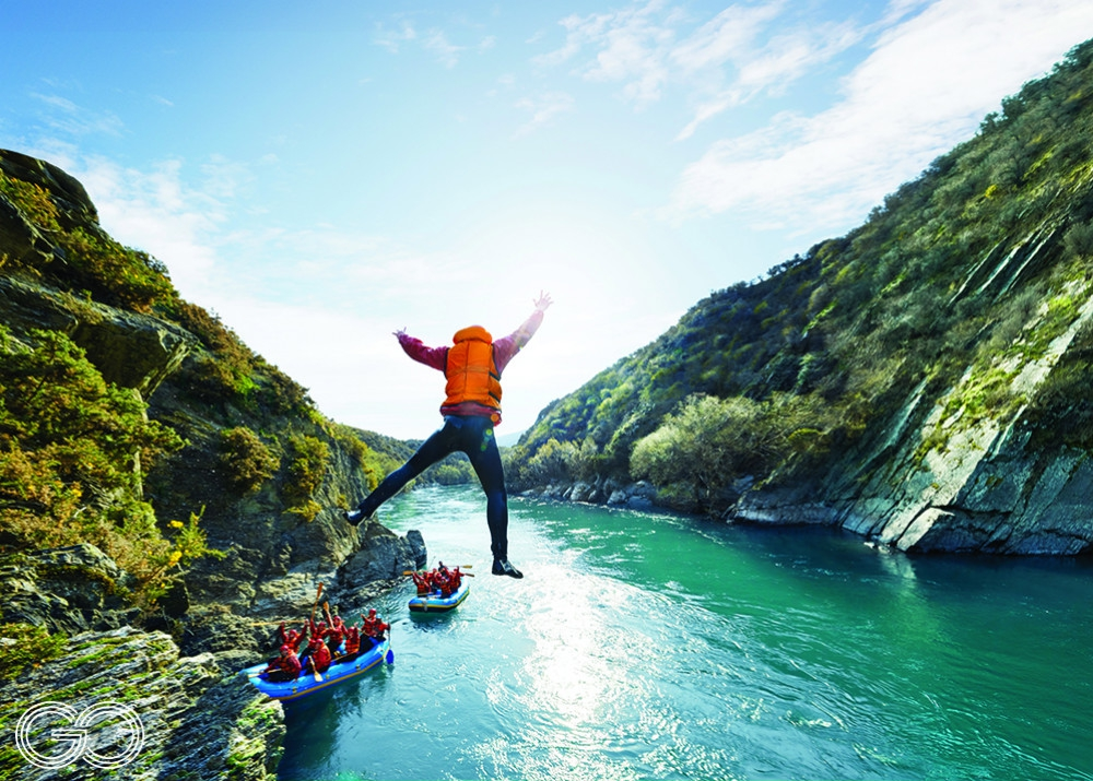 Go Orange Rafting – Queenstown
