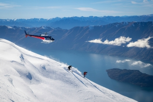 Harris Mountains Heli-Ski Queenstown