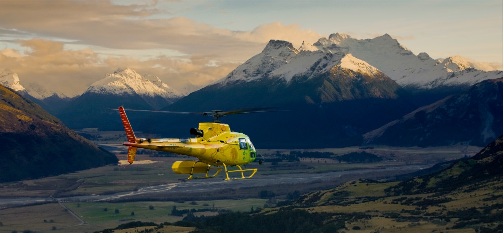 Heli Glenorchy - scenic flights