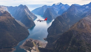 Milford Sound Scenic Flights