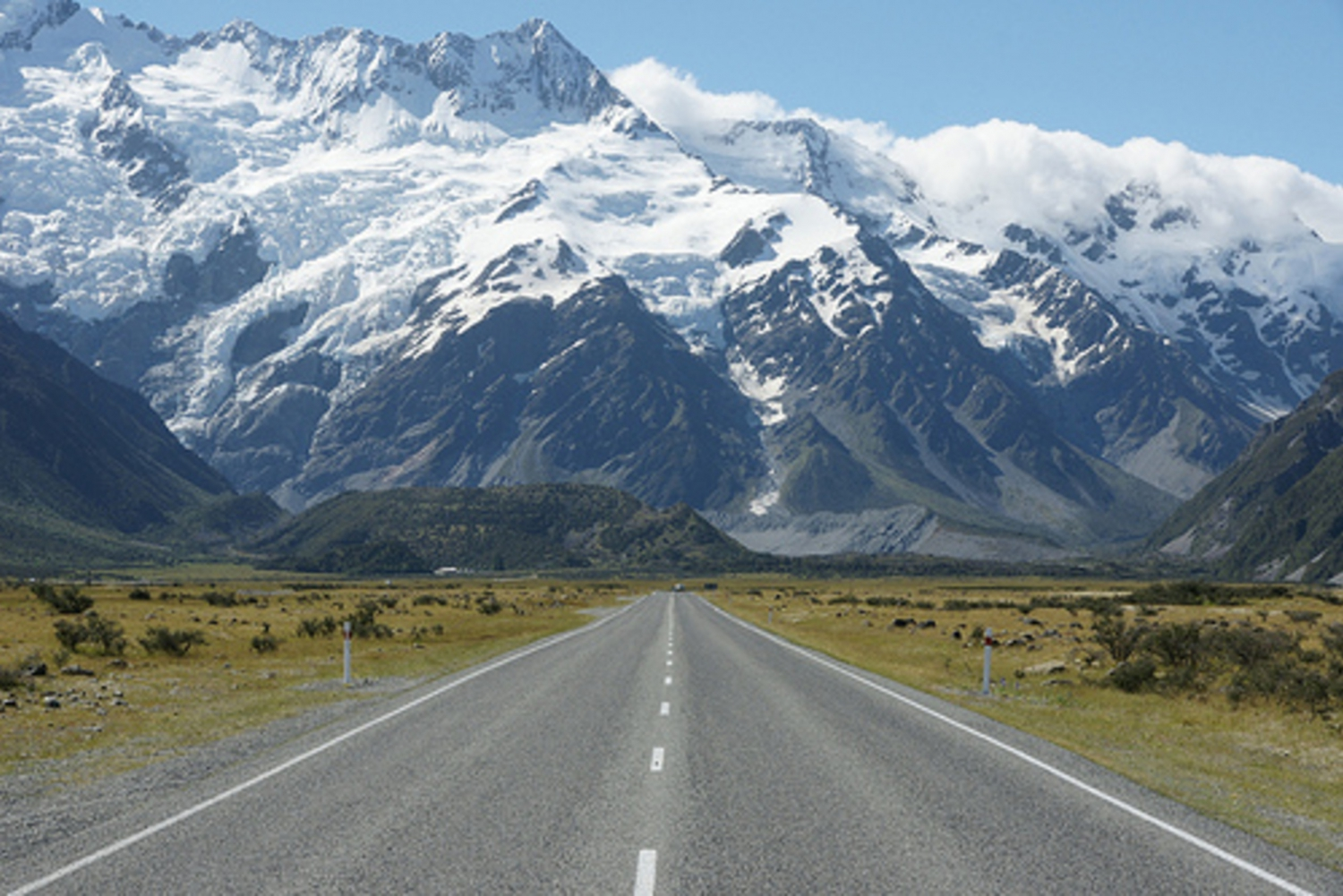 Queenstown To Mount Cook Day Tour