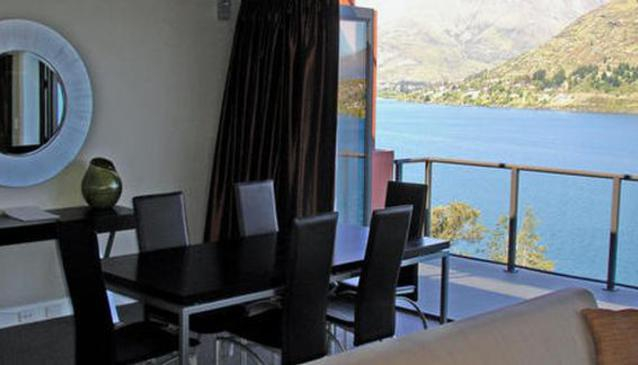 Oaks Shores Apartment Hotel Queenstown
