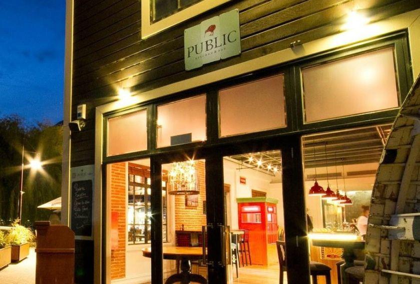Public Kitchen and Bar Queenstown in Queenstown | My Guide Queenstown