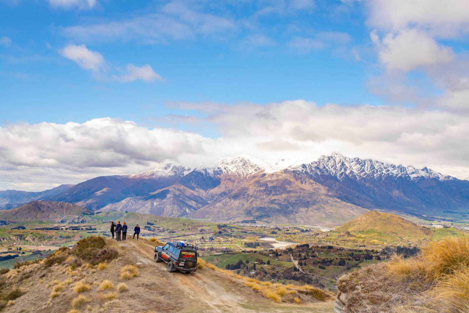 Queenstown Half-Day 4WD Lord Of the Rings Discovery Tour