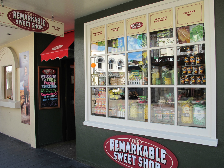 Remarkable Sweet Shop