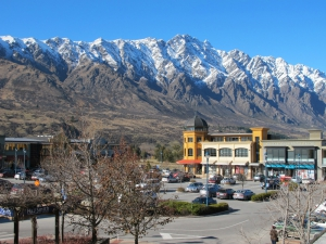 Remarkables Park Town Centre