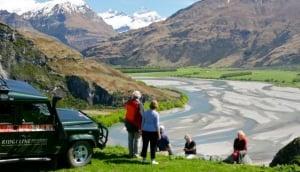 Ridgeline Adventures - Wanaka 4WD Nature Safaris