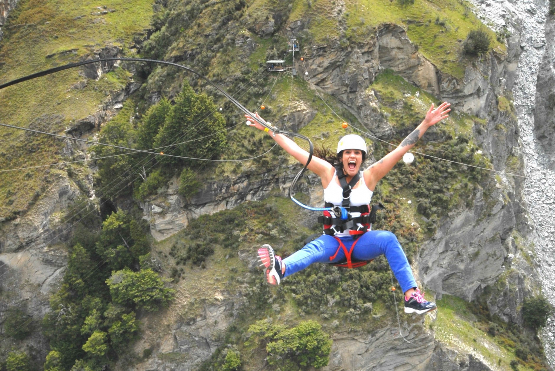 Shotover Canyon Fox Extreme Zipline Experience