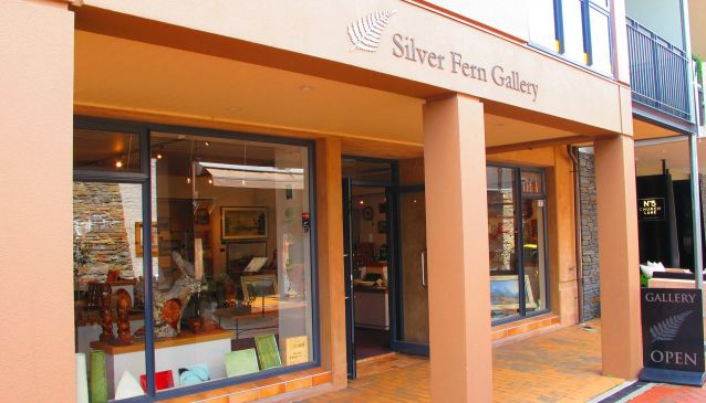 Silver Fern Gallery