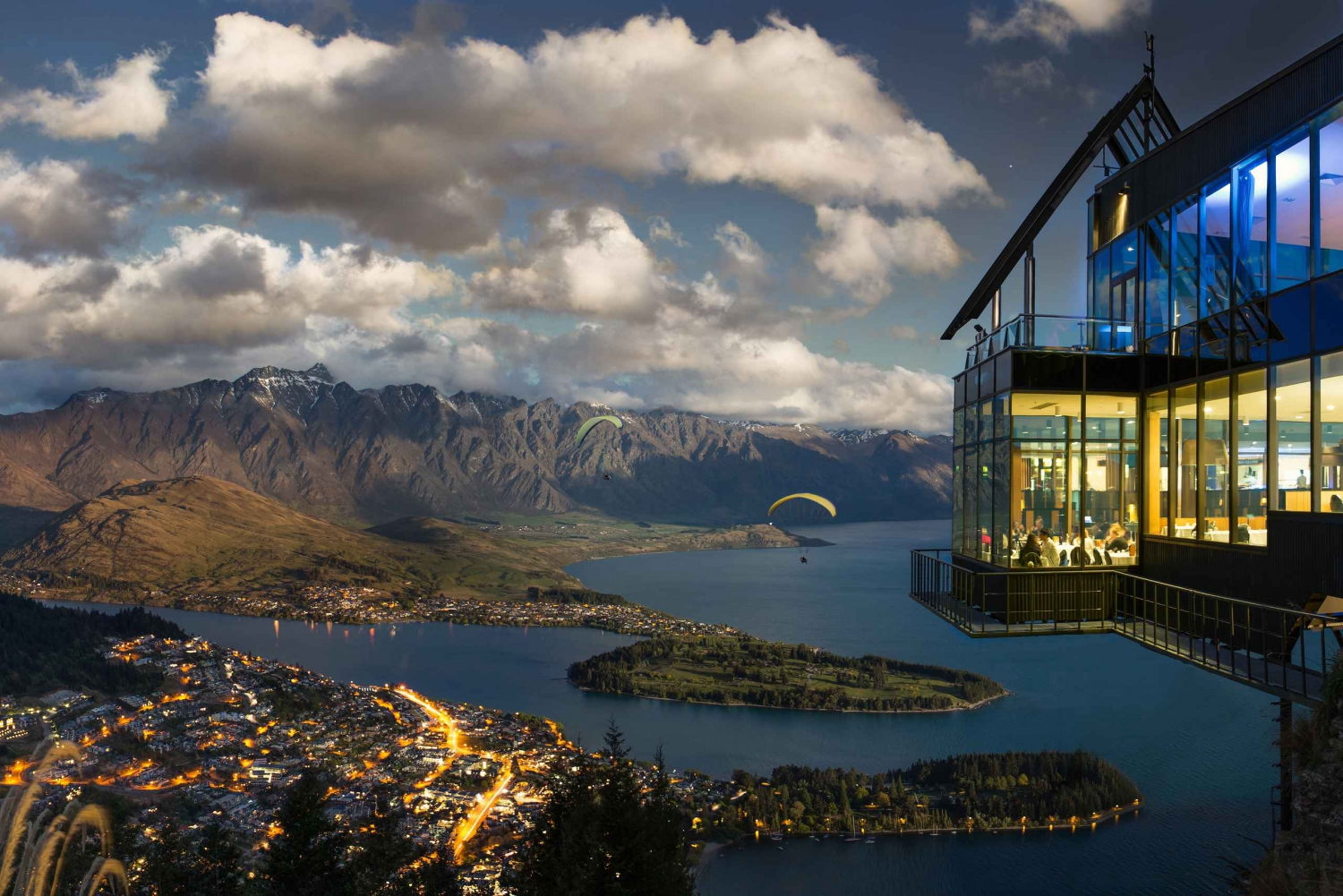 Skyline Queenstown Gondola with Lunch or Dinner