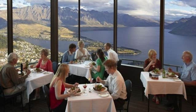 Queenstown Restaurants With a View
