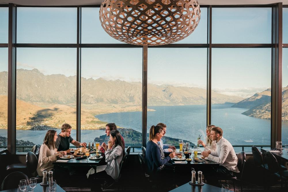 Skyline Queenstown Stratosfare Restaurant and Bar