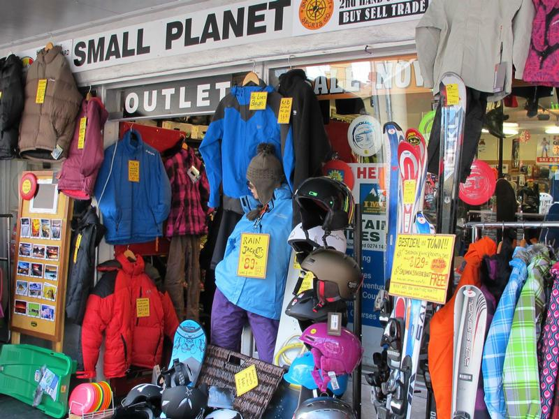 Small Planet Outlet Shop