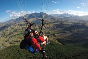 Summer Tandem Paragliding
