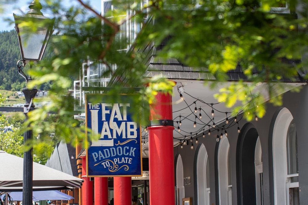 The Fat Lamb