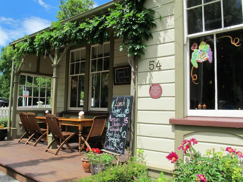 Postmasters Cottage Cafe