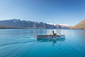 TSS Earnslaw Steamship & Walter Peak Farm