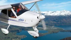 U-Fly Scenic Flight Experience