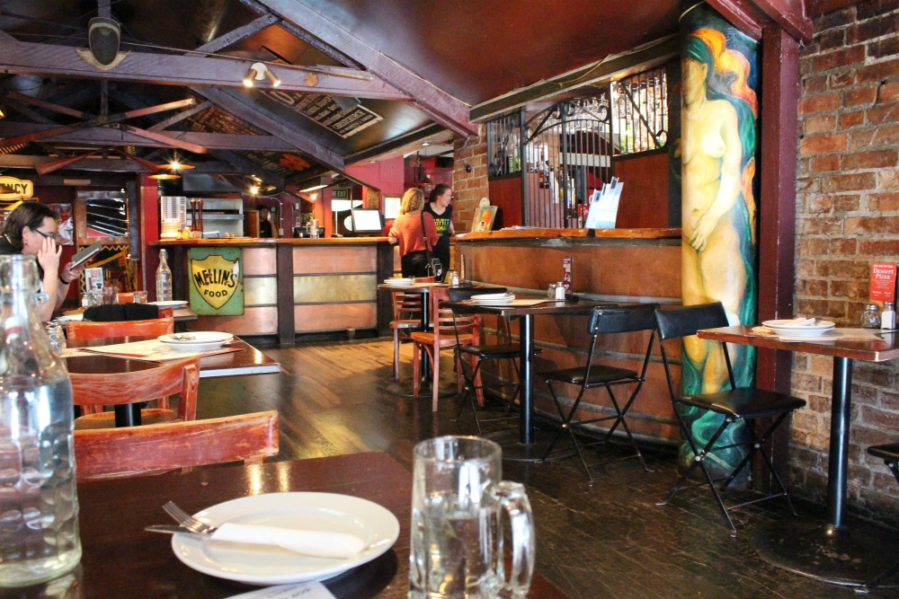 Winnies Gourmet Pizza Restaurant and Bar