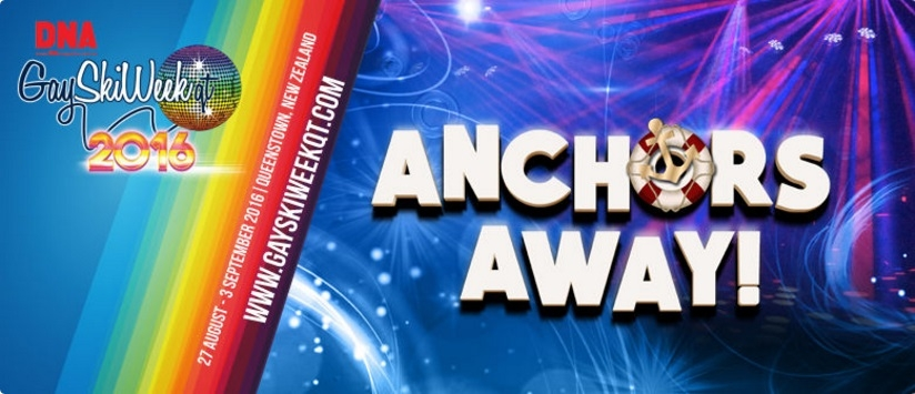 Anchors Away Boat Party