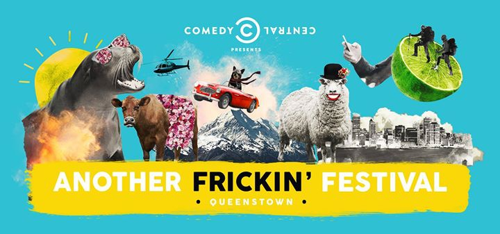 Comedy Central's Another Frickin' Festival Showcase at Yonder