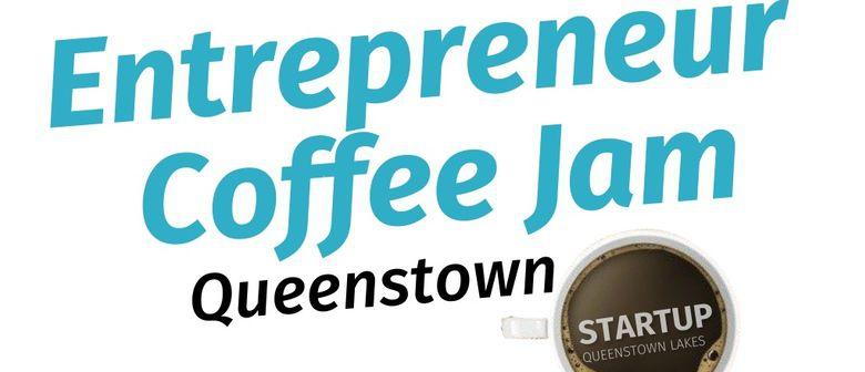 Entrepeneur Coffee Jam