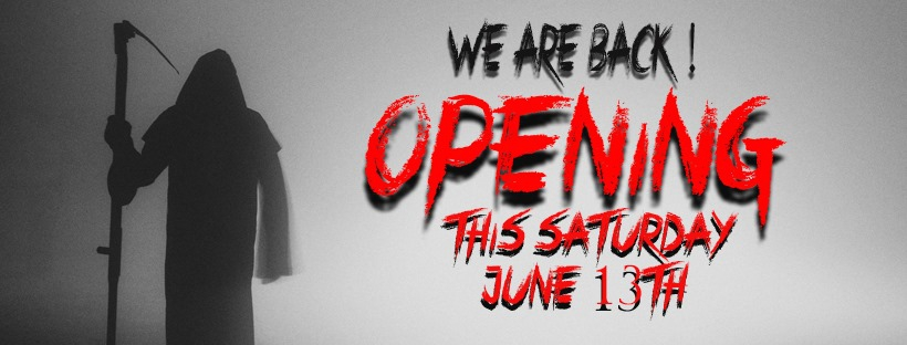 Fear Factory Queenstown are reopening!