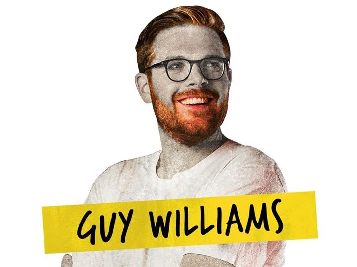 Guy William - I Wanna Hear What I Have to Say!