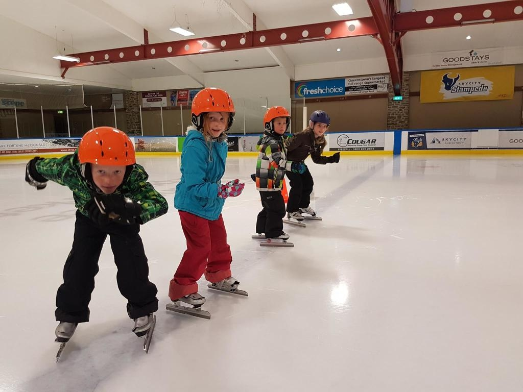 Ice Speed Skating