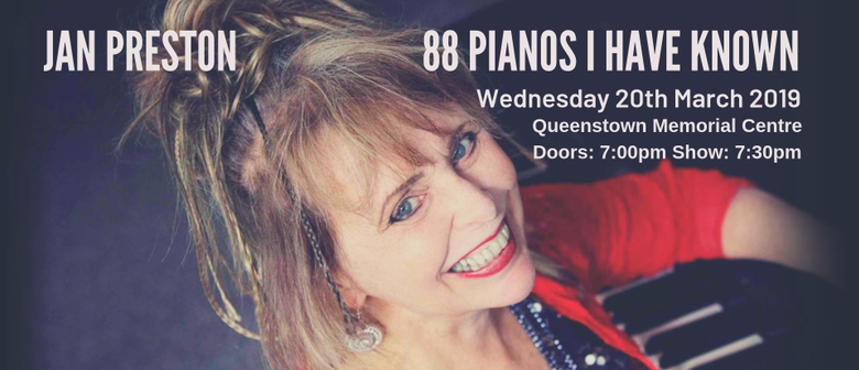 Jan Preston - 99 Pianos I Have Known