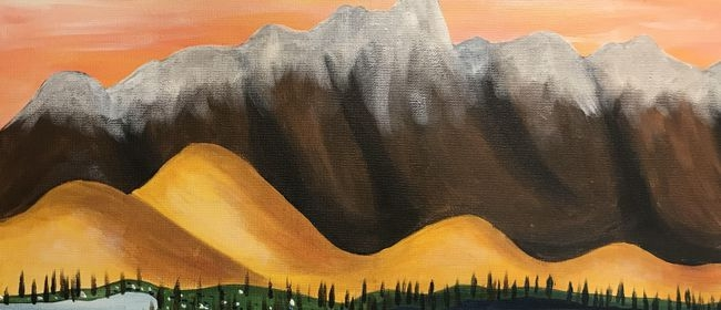 Paint & Wine Night - Remarkables