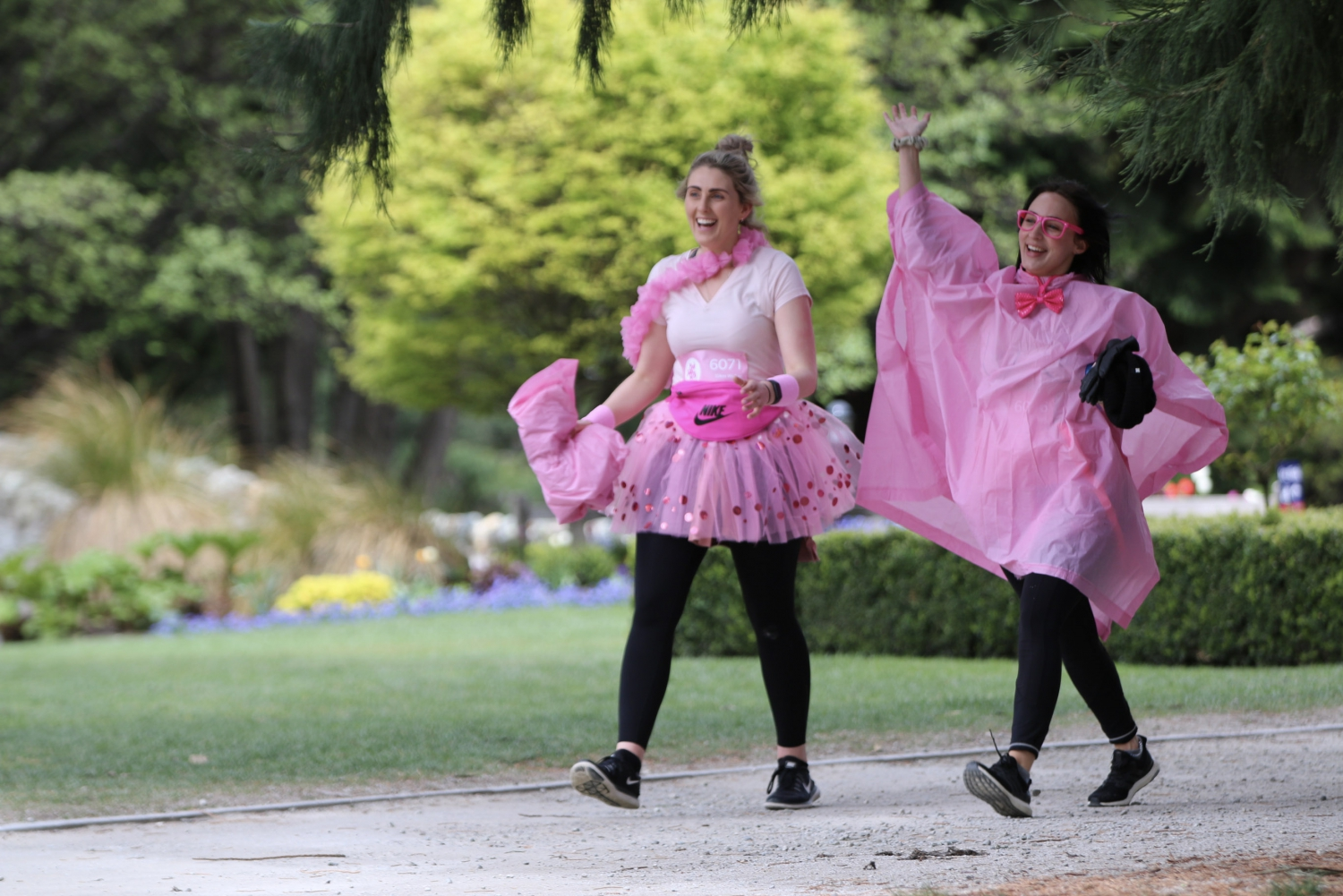 Pink Ribbon Walk - Queenstown