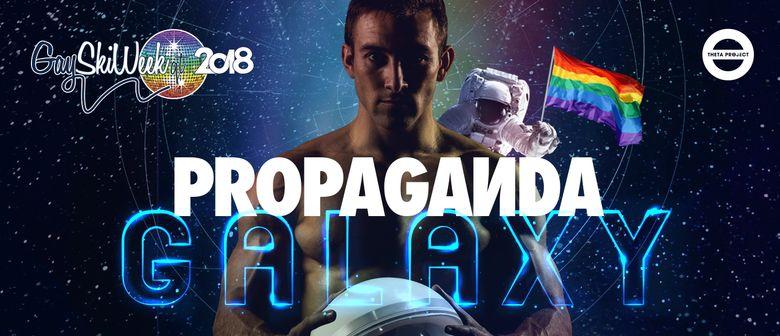 Propaganda Galaxy: Gay Ski Week QT