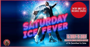 SATURDAY ICE FEVER DISCOS